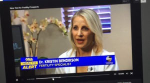 GOOD MORNING AMERICA – FERTILITY DIAGNOSTICS
